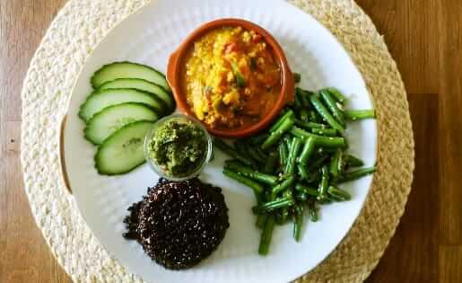 Ernährungsempfehlungen Ayurveda