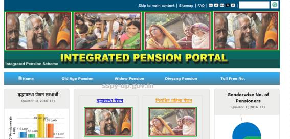 SSPY UP Pension Scheme