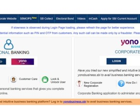 Mobile number link with SBI Bank