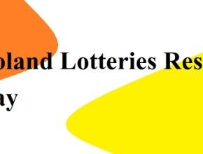 Bodoland Lotteries Result