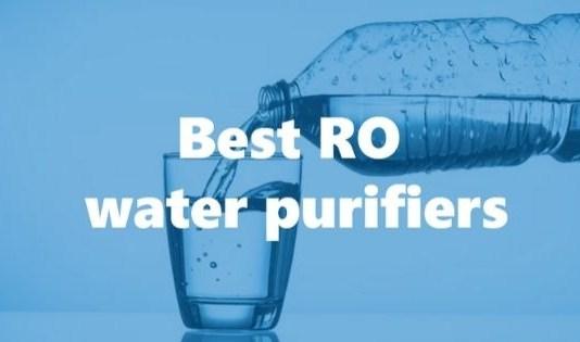 Best RO water purifiers