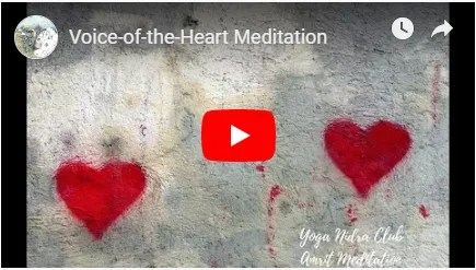 Voice of the Heart Meditation image