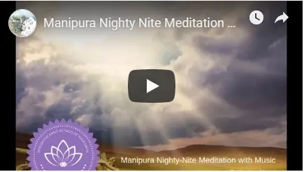 Manipura nighty nite with music meditation image