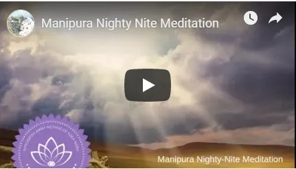 Manipura nighty nite meditation image