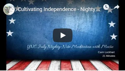 Cultivating Independence Night Nite with Music Meditation Image