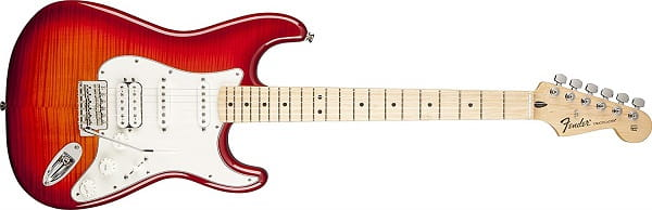 Fender Standard Stratocaster Electric Guitar - HSS