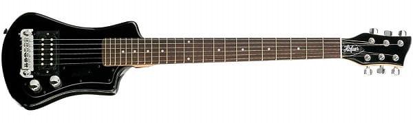 Hofner HCTSHBKO Shorty Travel Guitar