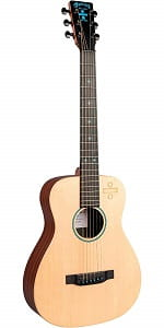 Martin Ed Sheeran 3 Divide - Signature Edition Little Martin Acoustic-Electric Guitar