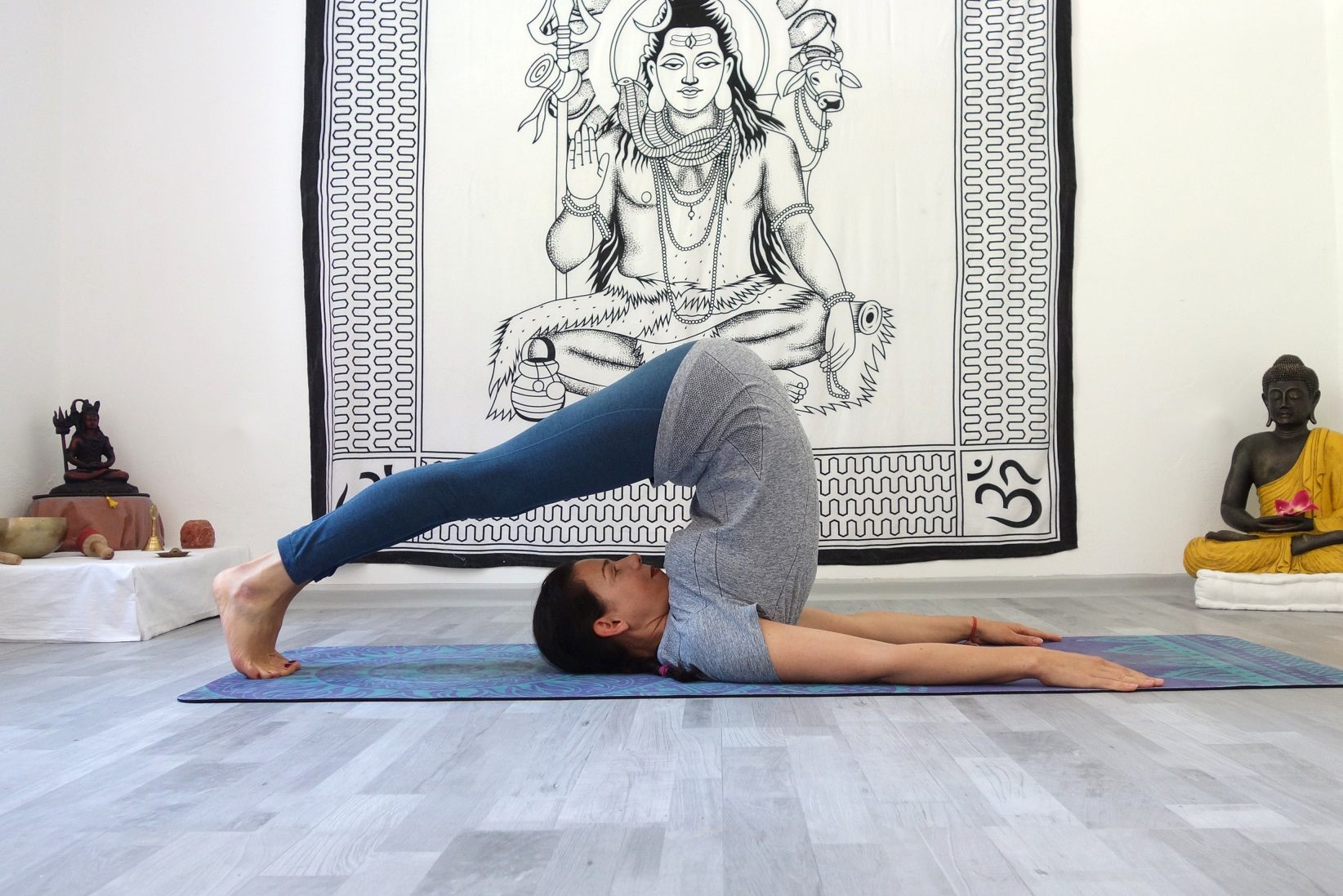 petra k 5 - Yoga für ein starkes Immunsystem