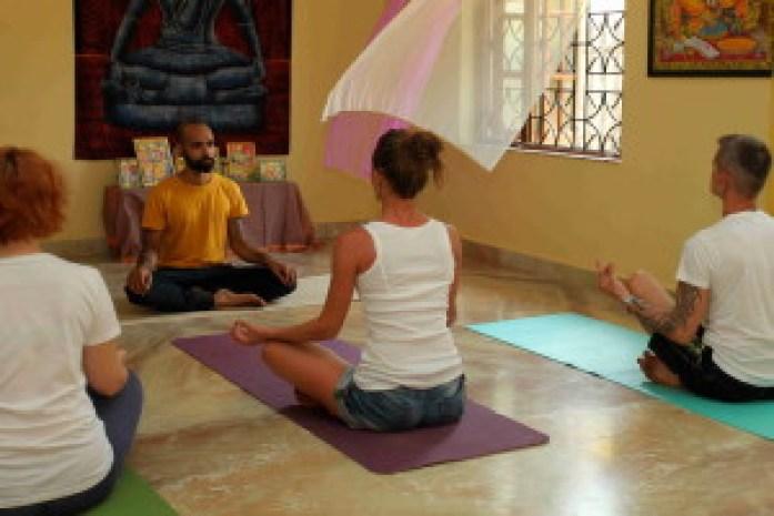 200 hour Hatha Yoga Teacher Training -Yoga Teacher Training in Goa