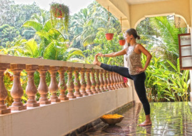 Yoga Teacher Trainings Goa Himalaya India, Yoga Retreat in India