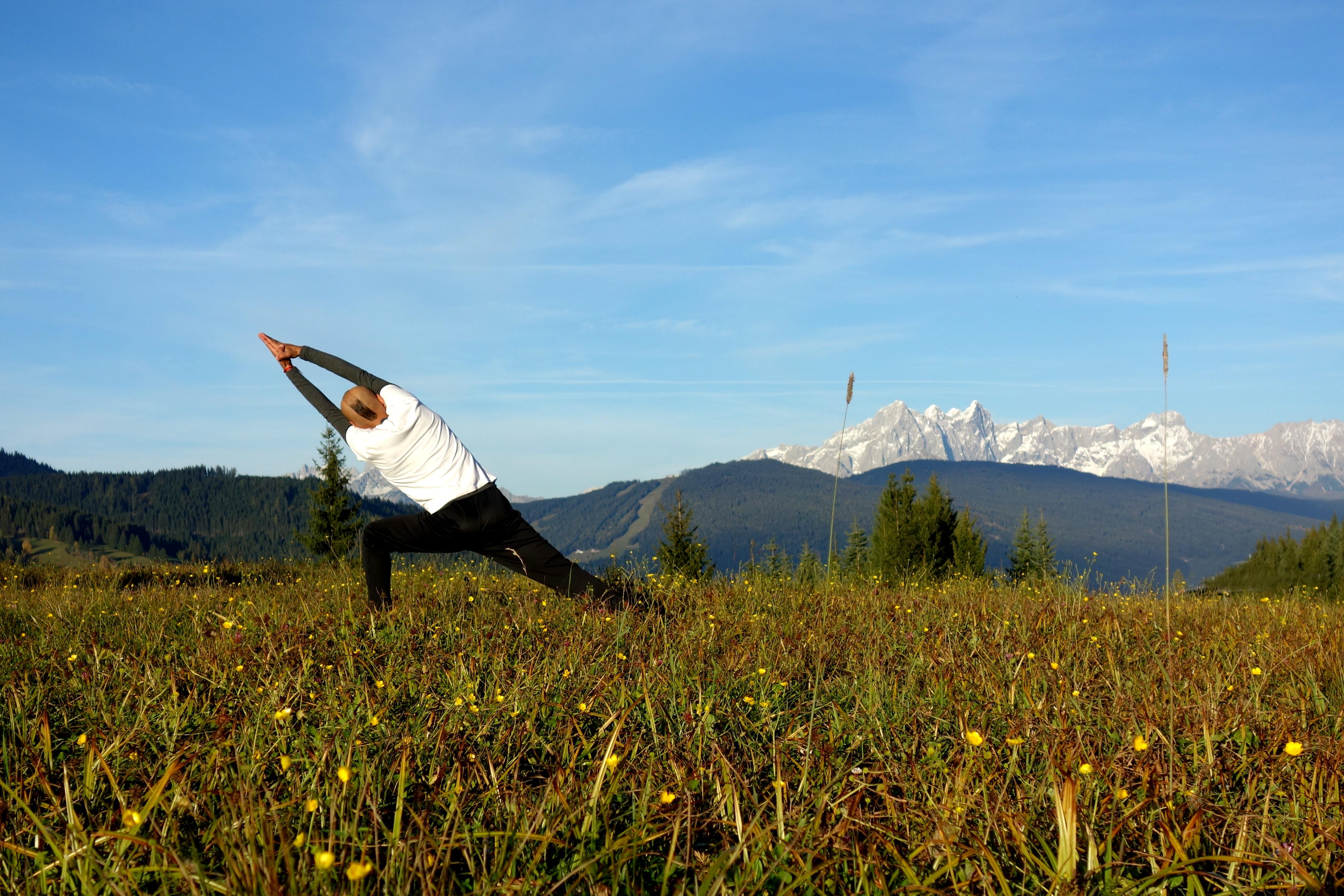 Yoga in Austria
