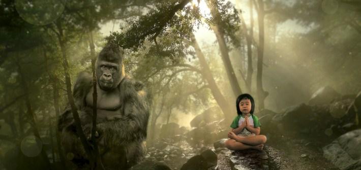 Spiritual Education, Yog Temple, Spiritual Children, Yoga, Shamanism