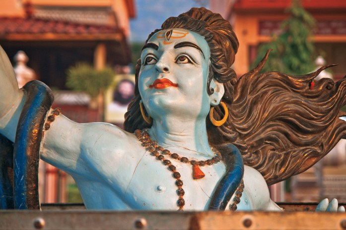yoga capital of the world, Rishikesh, Yoga in India, Shiva
