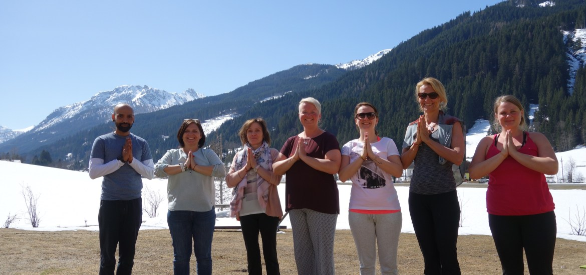 Yoga Retreat in Austria, India, Yog Temple