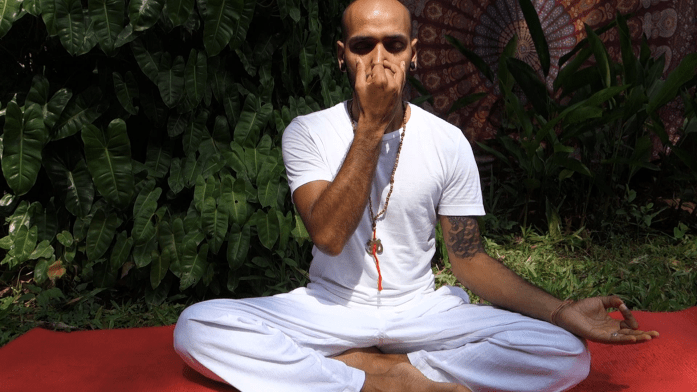 nadi shodhana - Yoga for cold