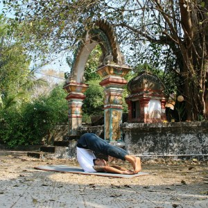 halasana2 - Asana of the Month: Halasana