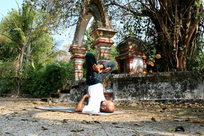 padmasharvangasana - Yog Asanas
