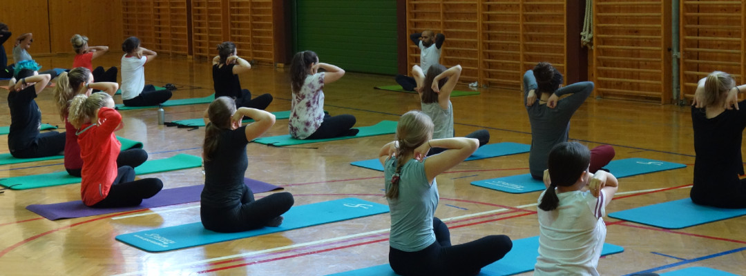 yoga bei Yog Temple - The most important yoga styles