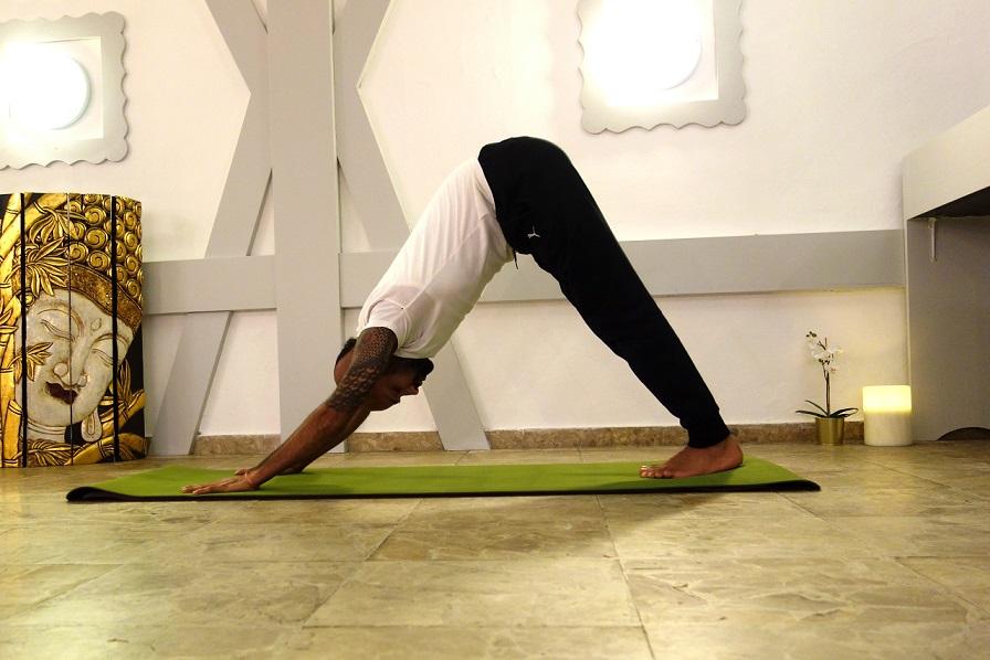 1b k - Yoga for stress