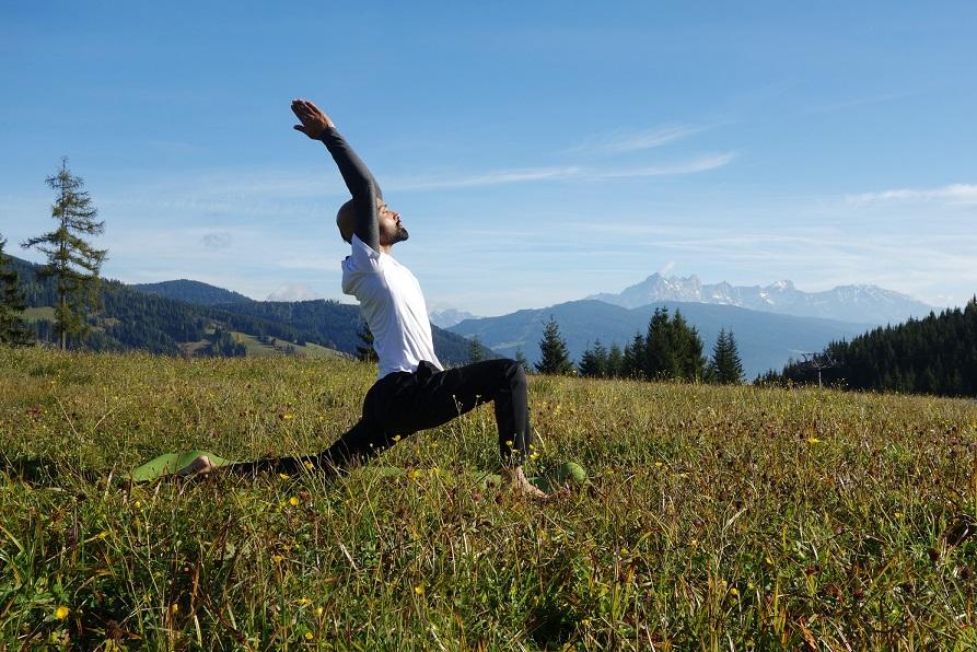 ardhachandrasana yogtemple - Yoga Asana Glossary