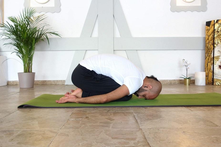 balasana yog temple - Yoga Asana Glossary