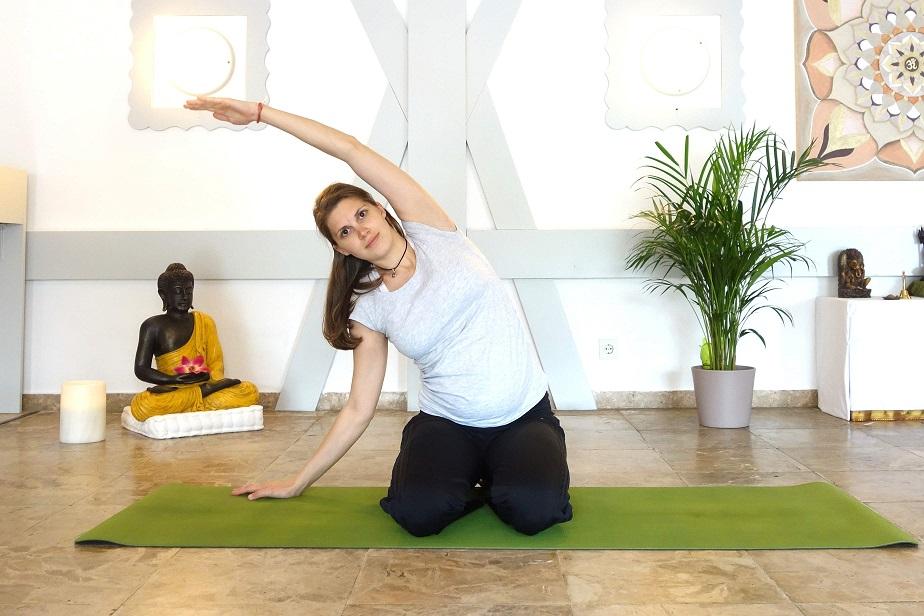 parsvasukhasana  yogtemple - Yoga Asana Glossary