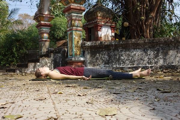 shavasana yogtemple - Yoga Asana Glossary