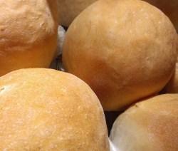 white buns