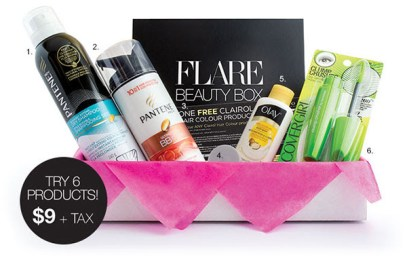 Flare Beauty Box