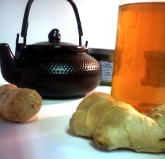 kefir tea