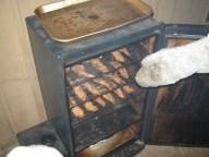 smoked turkey jerky