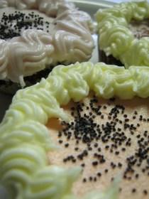 sunflower cupcakes