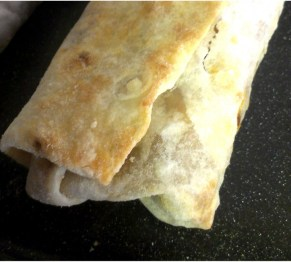 baked burrito
