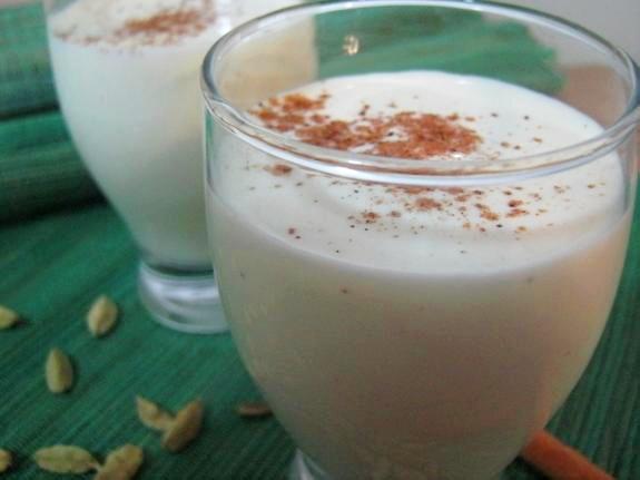 Milk Kefir Eggnog