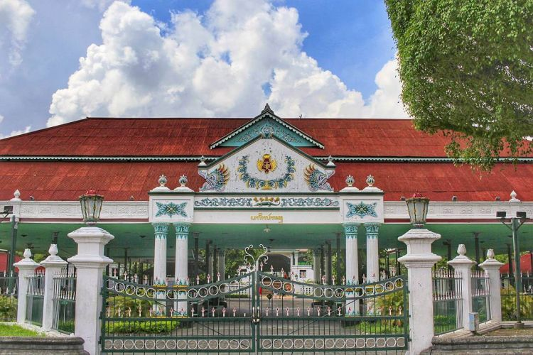 Kraton (Sultan Place and Kingdom)