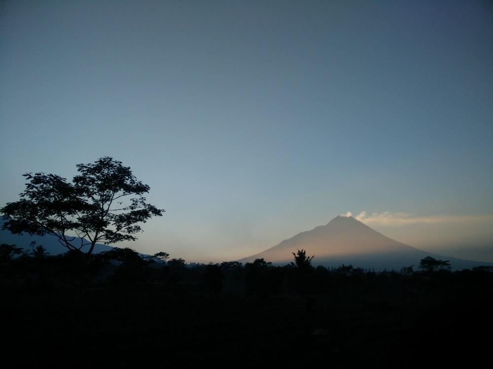 Mount Merapi Yogyakarta