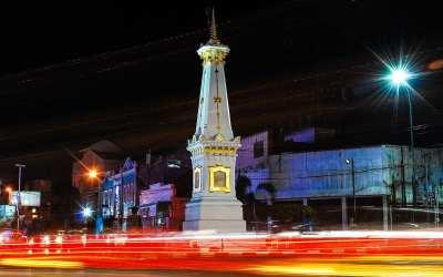 Tugu Monument, A Historical Landmark of Yogyakarta