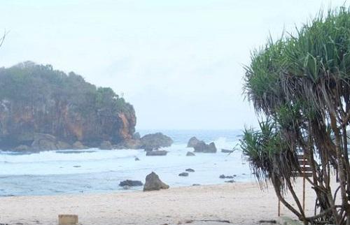 Pantai Jungwok Jogja