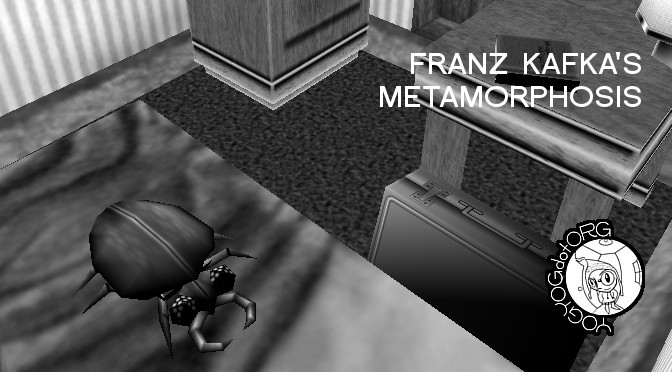 Franz Kafka's Metamorphosis (demo)