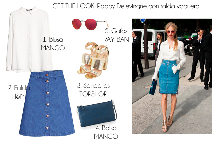 poppy-delevingne-con-falda-vaquera