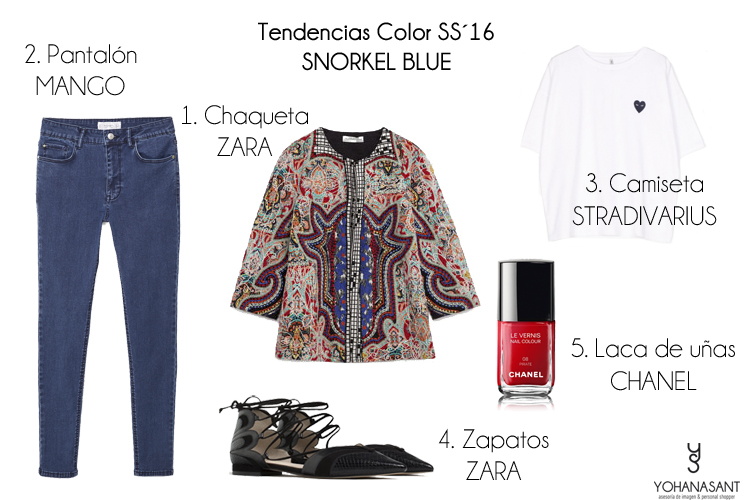 tendencias color ss16 SNORKEL BLUE personal shopper yohanasant