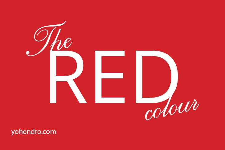 The Red Colour - Yohendro Kliwandono