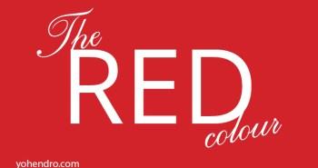 The Red Colour - Yohendro Kliwandono