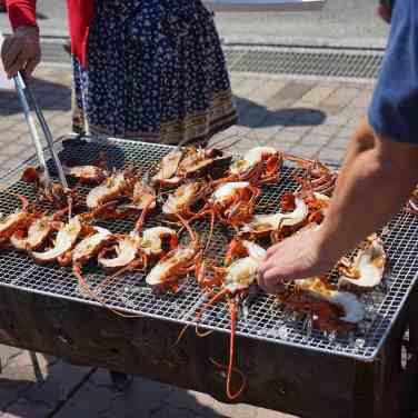 grilled_japanese_spiny_lobster