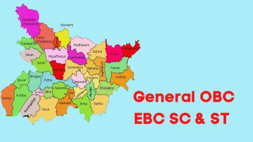 Bihar Caste List