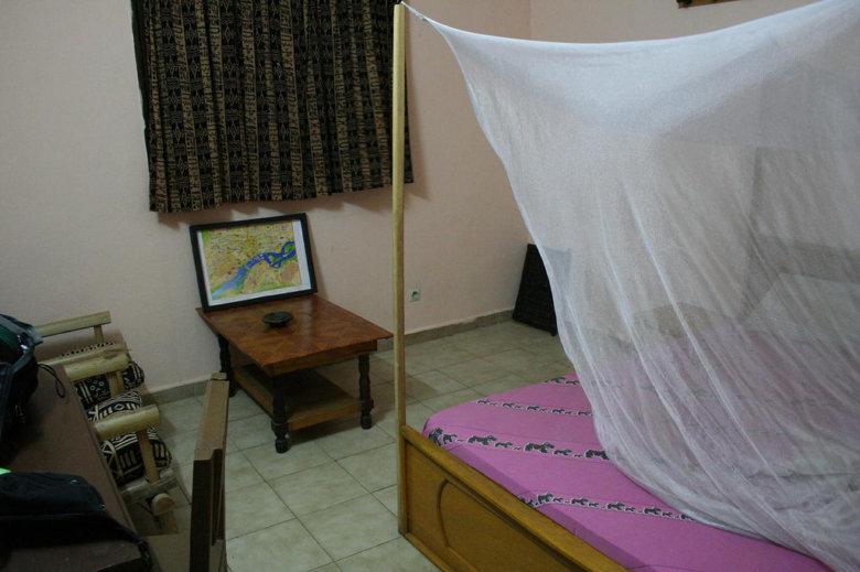 バマコの宿
