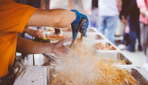 台南のオススメ「意麺とは」カップヌードルの元となった麺の元祖!