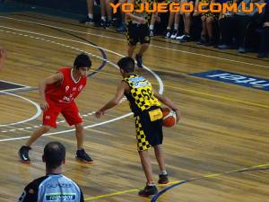 Larre vs Montevideo U15