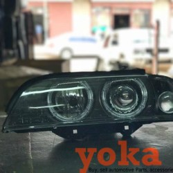 BMW 5 Series E39 Headlights